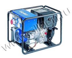 Портативный генератор Geko 7801 E-AA/ZEDA мощностью 6.2 кВт)