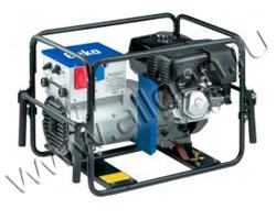 Портативный бензиновый генератор Geko 6400 ED-А/HHBA мощностью 5.2 кВт