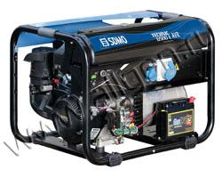 Портативный генератор SDMO TECHNIC 6500 E AVR мощностью 6.5 кВт)