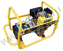 Дизельный генератор Gesht GD5000СЕ (5 кВт)