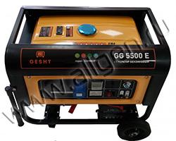 Генератор Gesht GG5500E