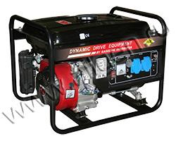 Бензиновый генератор DDE GG2700Z мощностью 2.2 кВт