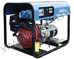 Бензиновый генератор GMGen GMH5000ELX
