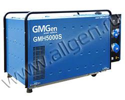 Бензиновый генератор GMGen GMH5000S
