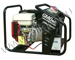 Бензиновый генератор GMGen GMH6500TE
