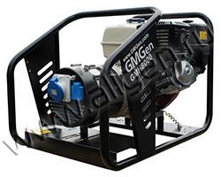 Портативный генератор GMGen GMH8000 мощностью 5.8 кВт)