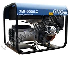 Портативный генератор GMGen GMH8000LX мощностью 5.8 кВт)