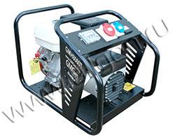 Портативный генератор GMGen GMH8000T мощностью 6 кВт)