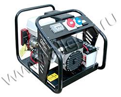 Портативный генератор GMGen GMH8000TE мощностью 6 кВт)