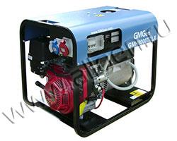 Портативный генератор GMGen GMH8000TELX мощностью 6 кВт)