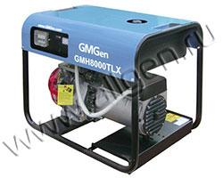 Портативный генератор GMGen GMH8000TLX мощностью 6 кВт)