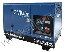 Бензиновый генератор GMGen GML22RS