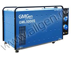 Бензиновый генератор GMGen GML5000S