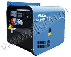 Бензиновый генератор GMGen GML5000TESX