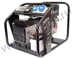 Портативный генератор GMGen GML7500E мощностью 5.6 кВт)