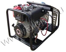 Портативный генератор GMGen GML7500T мощностью 5.8 кВт)