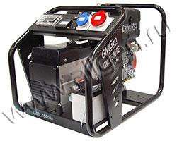Портативный генератор GMGen GML7500TE мощностью 5.8 кВт)