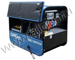 Бензиновый генератор GMGen GML7500TESX