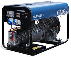 Бензиновый генератор GMGen GML9000ELX