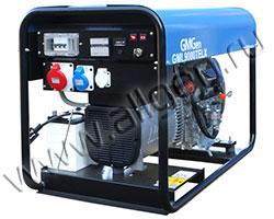 Бензиновый генератор GMGen GML9000TELX