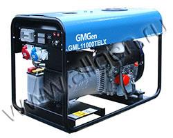 Бензиновый генератор GMGen GML11000TELX