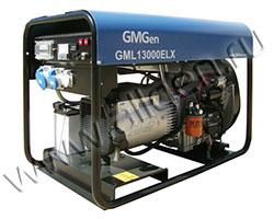 Бензиновый генератор GMGen GML13000ELX