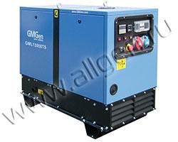 Бензиновый генератор GMGen GML13000TS