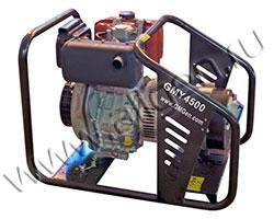 Бензиновый генератор GMGen GMY4500