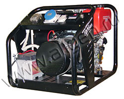 Бензиновый генератор GMGen GMY4500E