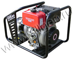 Бензиновый генератор GMGen GMY7000