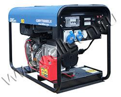 Бензиновый генератор GMGen GMY7000ELX