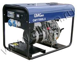 Бензиновый генератор GMGen GMY7000LX