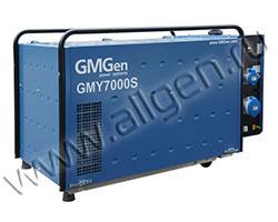 Бензиновый генератор GMGen GMY7000S