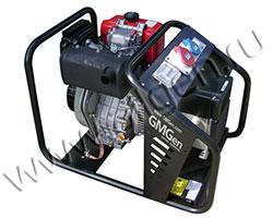 Бензиновый генератор GMGen GMY7000T