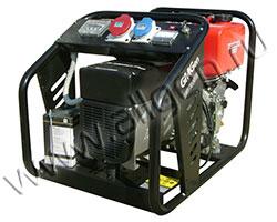 Бензиновый генератор GMGen GMY7000TE