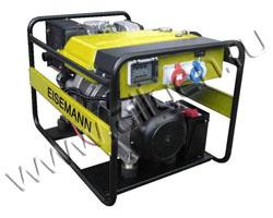 Портативный генератор Eisemann H 10010 DE мощностью 9.1 кВт)