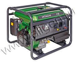Бензиновый генератор Hitachi E50 (5 кВт)