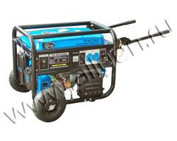 Бензиновый генератор ТСС TSS SGG 7500ЕН