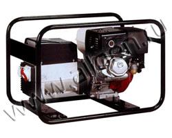 Портативный бензиновый генератор Europower EP 6500 TE мощностью 5.6 кВт