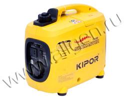 Портативный бензиновый генератор Kipor IG1000 мощностью 1.1 кВт