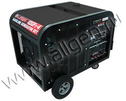 Бензиновый генератор LIFAN 10GF2-4 мощностью 11 кВт