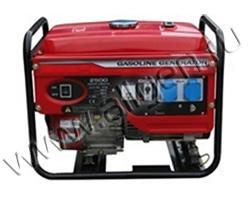 Портативный генератор АМПЕРОС LT6500CL мощностью 5.5 кВт)