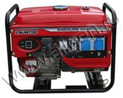 Портативный генератор АМПЕРОС LT7500СL-3 мощностью 6.48 кВт)