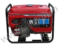 Портативный генератор АМПЕРОС LT7500CLE мощностью 6.5 кВт)