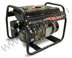 Портативный бензиновый генератор MasterYard GLH 4000L XL мощностью 3.5 кВт