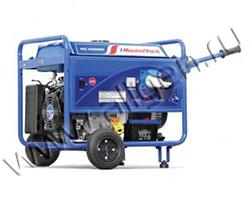 Портативный генератор MasterYard MG 6000REP мощностью 6.5 кВт)