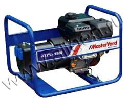 Портативный генератор MasterYard MG5000R ACCESS мощностью 5.5 кВт)