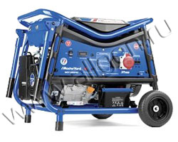 Портативный генератор MasterYard MGV 6000TEP мощностью 6 кВт)