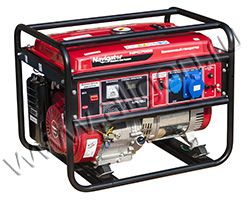 Портативный генератор FIRMAN NPG7000 мощностью 5.5 кВт)