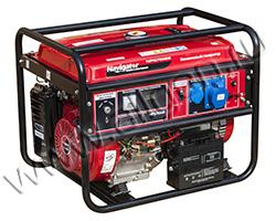 Портативный генератор FIRMAN NPG7000E мощностью 5.5 кВт)